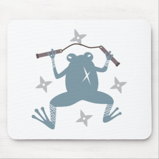 Rana de Ninja Tapetes De Ratones