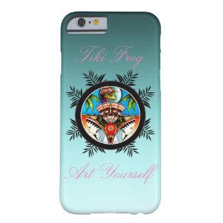 Rana de Tiki Funda Barely There iPhone 6