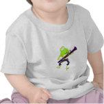 Rana del Bassoon Camisetas