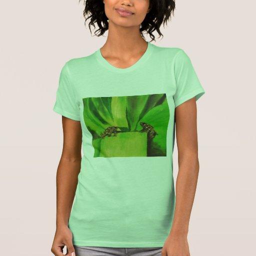 Rana del dardo del veneno # 2 camiseta