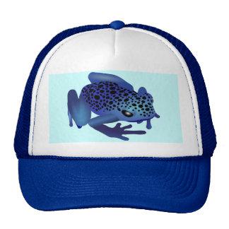 Rana del dardo gorra