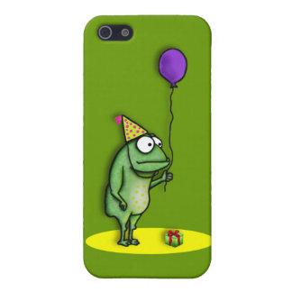 Rana del fiesta iPhone 5 funda