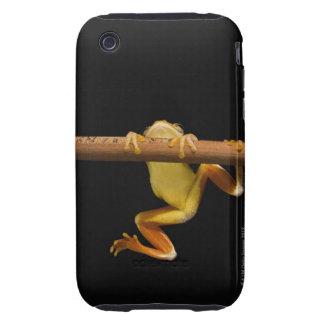 Rana del pantano (Limnonectes Leytensis) Funda Resistente Para iPhone 3