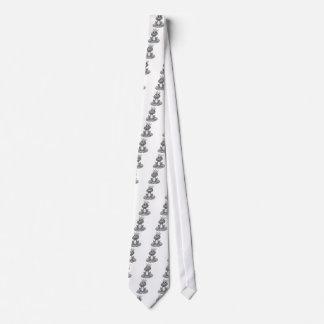 Rana del príncipe corbata personalizada