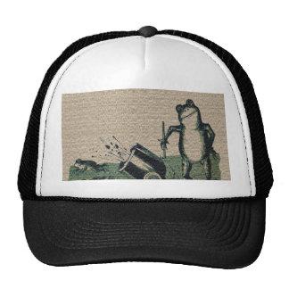 Rana del vintage gorras