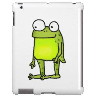 Rana derecha funda para iPad