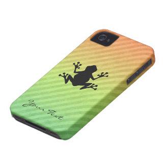 Rana iPhone 4 Case-Mate Cárcasas