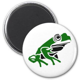 rana imán redondo 5 cm