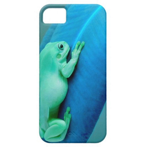 Rana iPhone 5 Carcasas