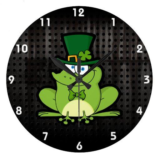 Rana irlandesa; Rugoso Relojes