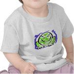 Rana irritable camiseta