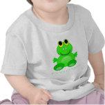Rana linda de Froggo Camiseta