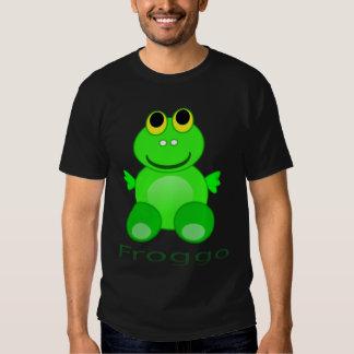 Rana linda de Froggo Playeras