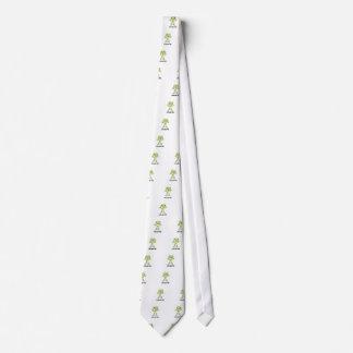 Rana linda de Loveland Corbatas Personalizadas