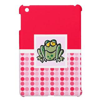 Rana linda iPad mini cárcasa