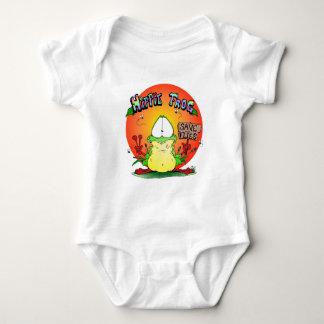 Rana loca del Hippie Body Para Bebé