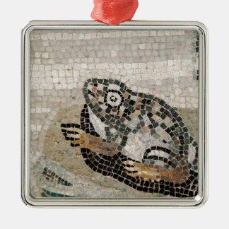 Rana, mosaico del Nilo, de la casa del fauno Ornamento De Reyes Magos