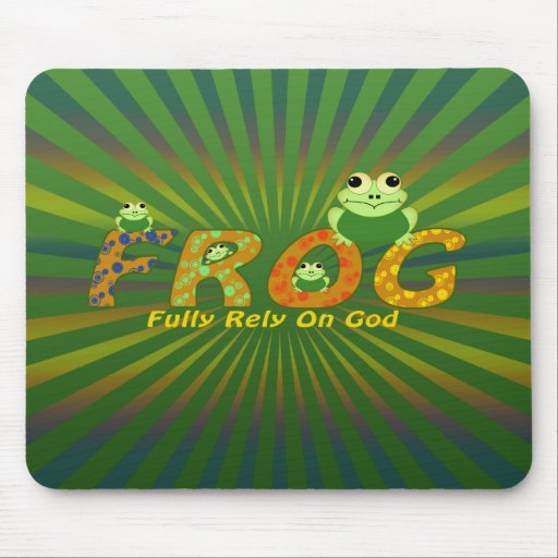 RANA MOUSE PADS