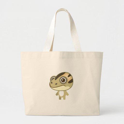 Rana pintada asiático - mi parque de la protección bolsa lienzo