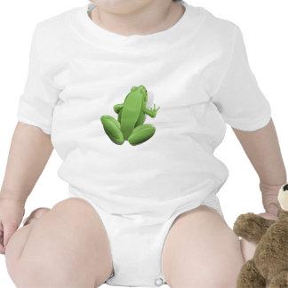 Rana Trajes De Bebé