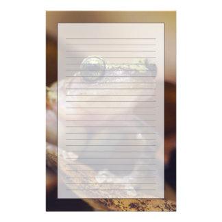 Rana que gojea del acantilado Eleutherodactylus Papeleria De Diseño