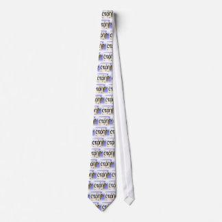Rana que viaja corbata personalizada