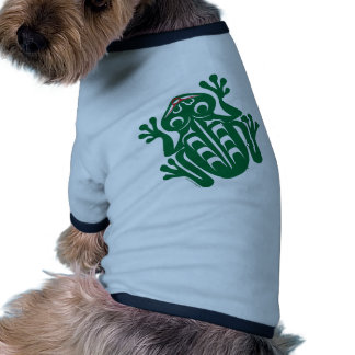 Rana Camiseta De Mascota