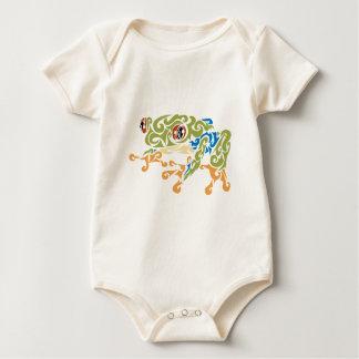 Rana Squirels Mamelucos De Bebé