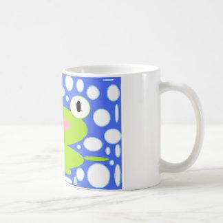 rana taza de café