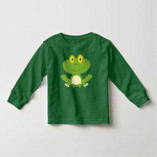 Rana verde linda poleras