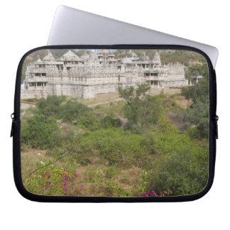 Ranakpur Jain Temple, Ranakpur, Rajasthan, India Computer Sleeve