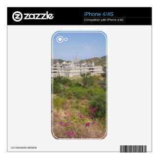 Ranakpur Jain Temple, Ranakpur, Rajasthan, India Skins For The iPhone 4