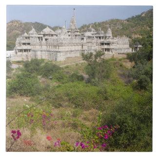 Ranakpur Jain Temple, Ranakpur, Rajasthan, India Tile
