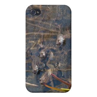 Ranas iPhone 4 Cárcasa