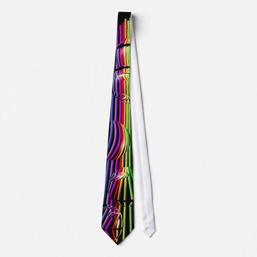 ranbowmessbubble corbata personalizada
