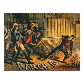 Ranch 10 - Postcard