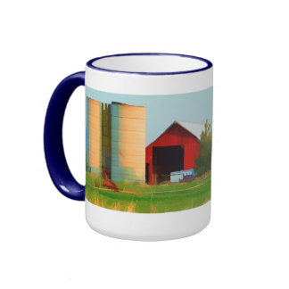 RANCH AT FOUR CORNERS COFFEE MUGS