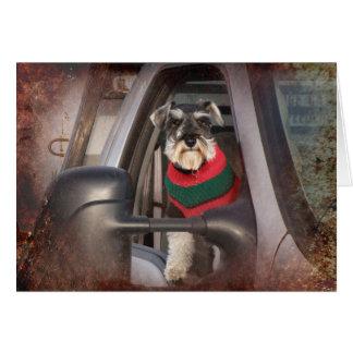 Ranch Dog Card