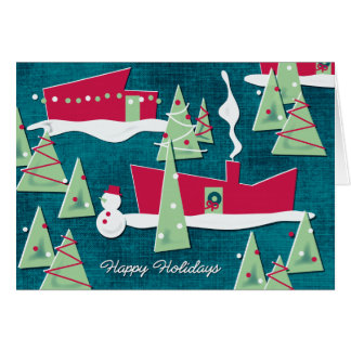 Ranch Dressing Customizable Christmas Card