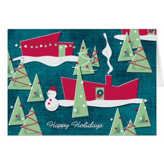 Ranch Dressing Customizable Christmas Card