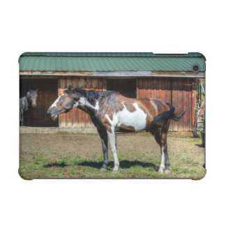 Ranch Horse Theme for Equine-lovers iPad Mini Retina Cases