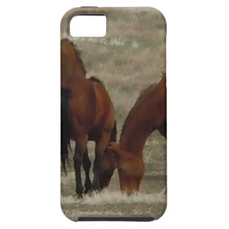 Ranch Horses Herd iPhone SE/5/5s Case