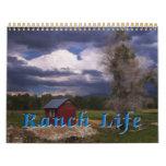 Ranch Life Calendars