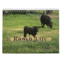 Ranch Life - Cattle Calendar