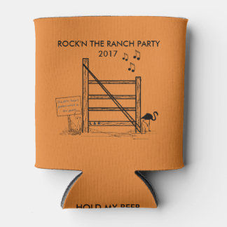 RANCH PARTY COOZIE