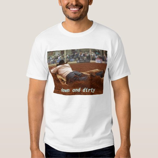 Ranch rodeo cow hide race t shirt zazzle for Ranch dress n rodeo shirts