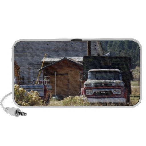 Ranch Truck Laptop Speaker