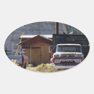Ranch Truck Sticker