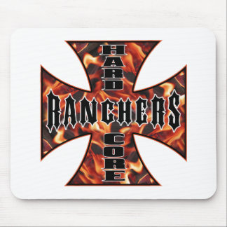 Rancher Hard Core Mouse Pad