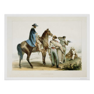 Rancheros Póster